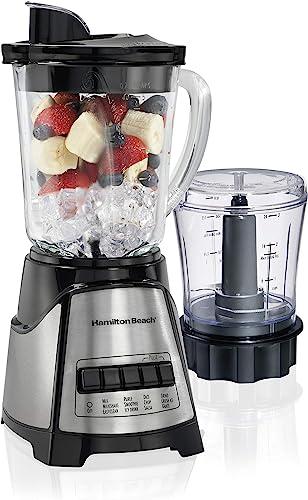 Hamilton-Beach-Power-Elite-Blender-with-40oz-Glass-Jar-and-3-Cup-Vegetable-Chopper