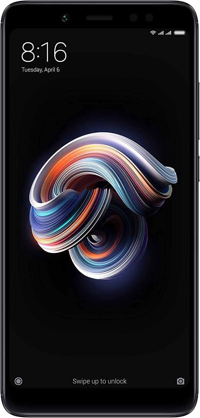 Xiaomi Redmi Note 5 32 GB Teléfono Móvil, Negro: Xiaomi: Amazon.es ...