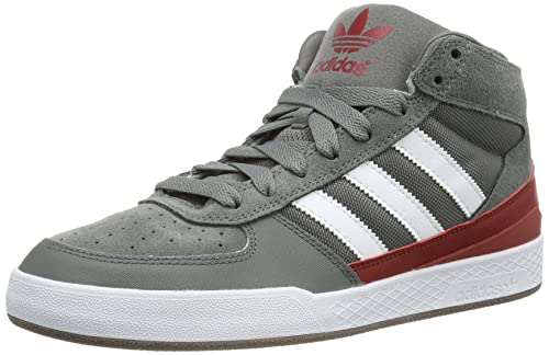 Adidas Originals Forum X - Zapatillas para hombre, color mid cinder f/running white