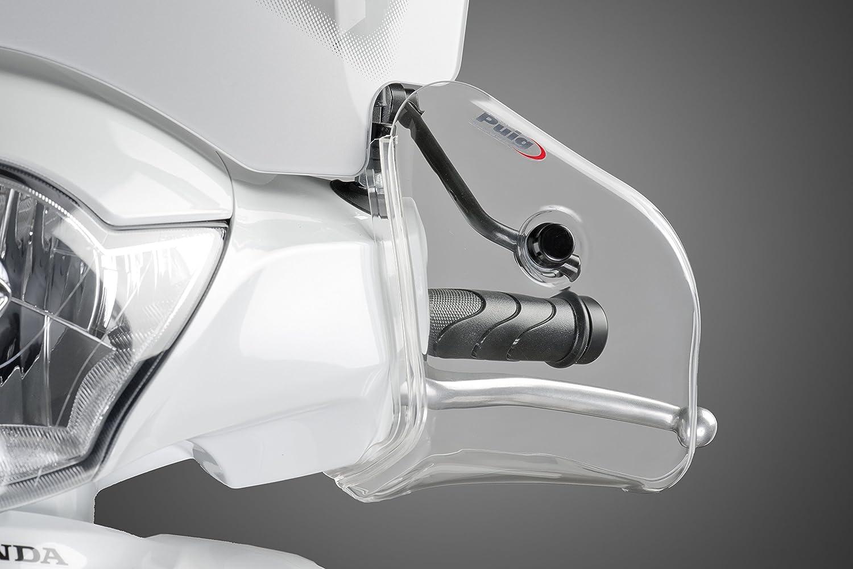 PUIG Beta Suzuki SYM Juego Manoplas Cubre Manos Scooter unive Color Transparente 6855W