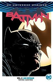 Amazon.com: Batman Vol. 3: I Am Bane (Rebirth ...