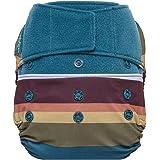 GroVia Hybrid Cloth Diaper Shell, Hook & Loop Shell (Jewel)