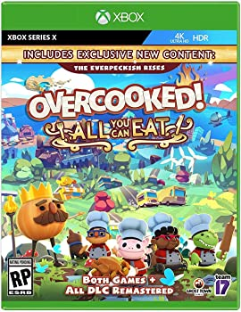 Overcooked! All You Can Eat for Xbox Series X, PS4 or PS5