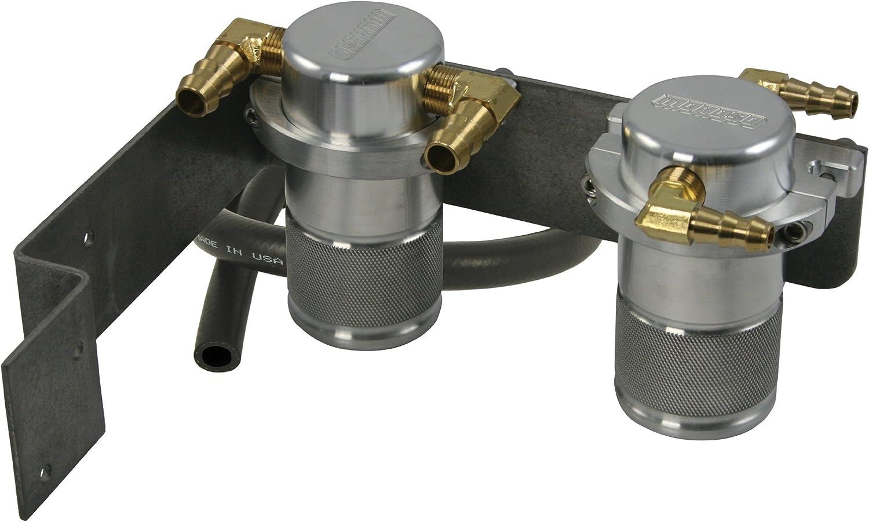 Moroso 85611 Air and Oil Separator for Subaru WRX