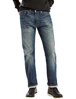 66f05a6c4 Calça Jeans Levis Masculina 505 Regular Big & Tall Preto: Amazon.com ...