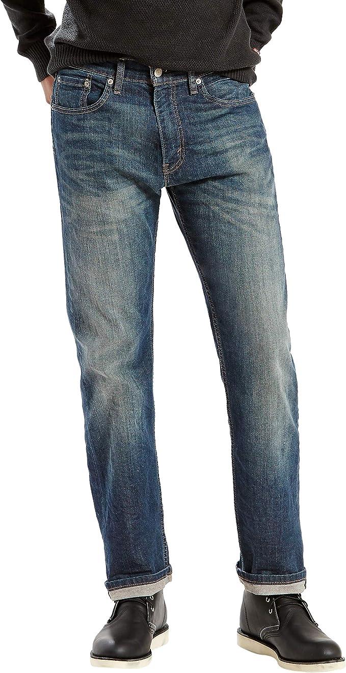 销量第一 Levi's 李维斯 505系列 男式直筒牛仔裤 3.4折$19.98 海淘转运到手约¥187