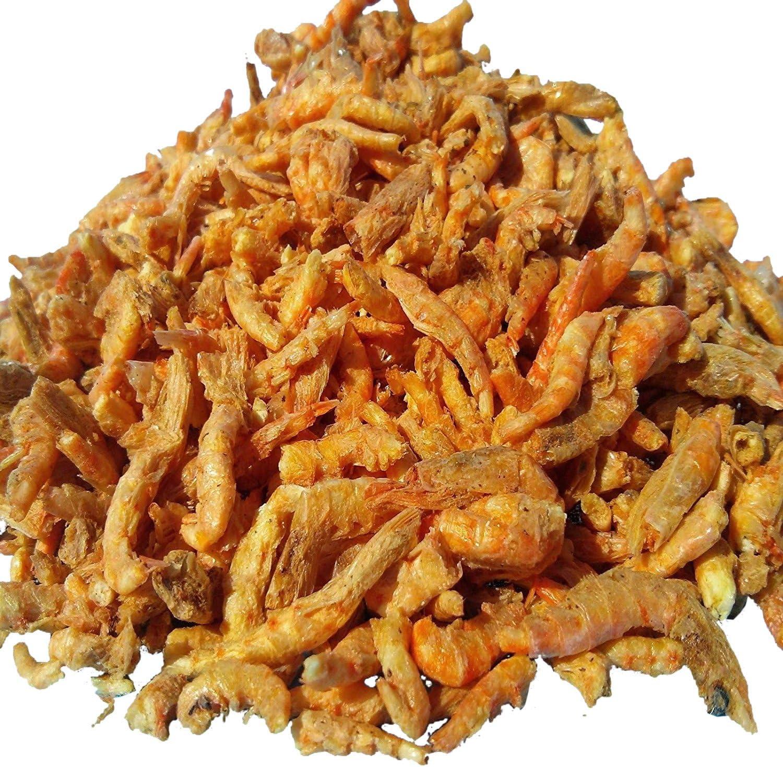 Aquatic Foods Inc. Freeze Dried Artic Ocean Krill 1/2-lb