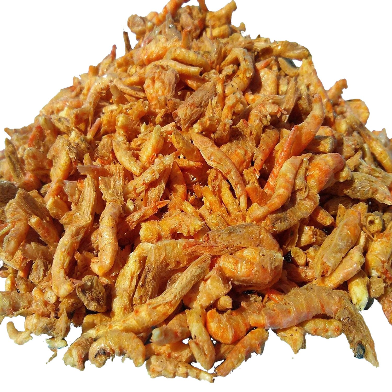 Freeze Dried Artic Ocean Krill ... 2-lbs