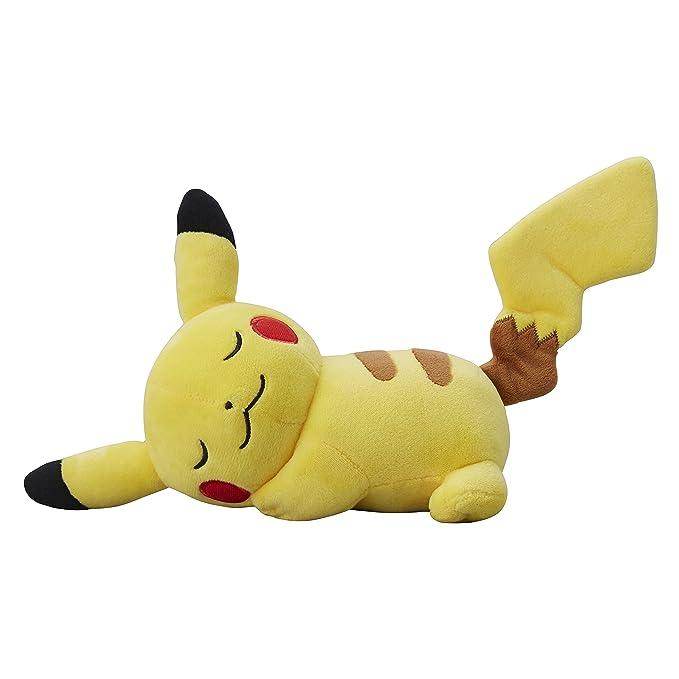 Pokemon Center Original Plush Doll Sleep Pikachu (Pokemon Sun Moon / Pokemon Go)