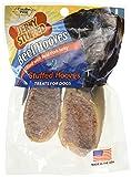 Carolina Prime Pet 41102 Salmon Jerky Stuffed Beef