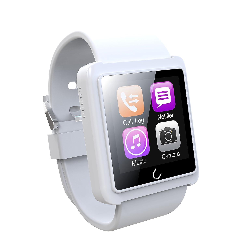 Reloj inteligente, Uwatch U10L Bluetooth 4.0 Podómetro ...