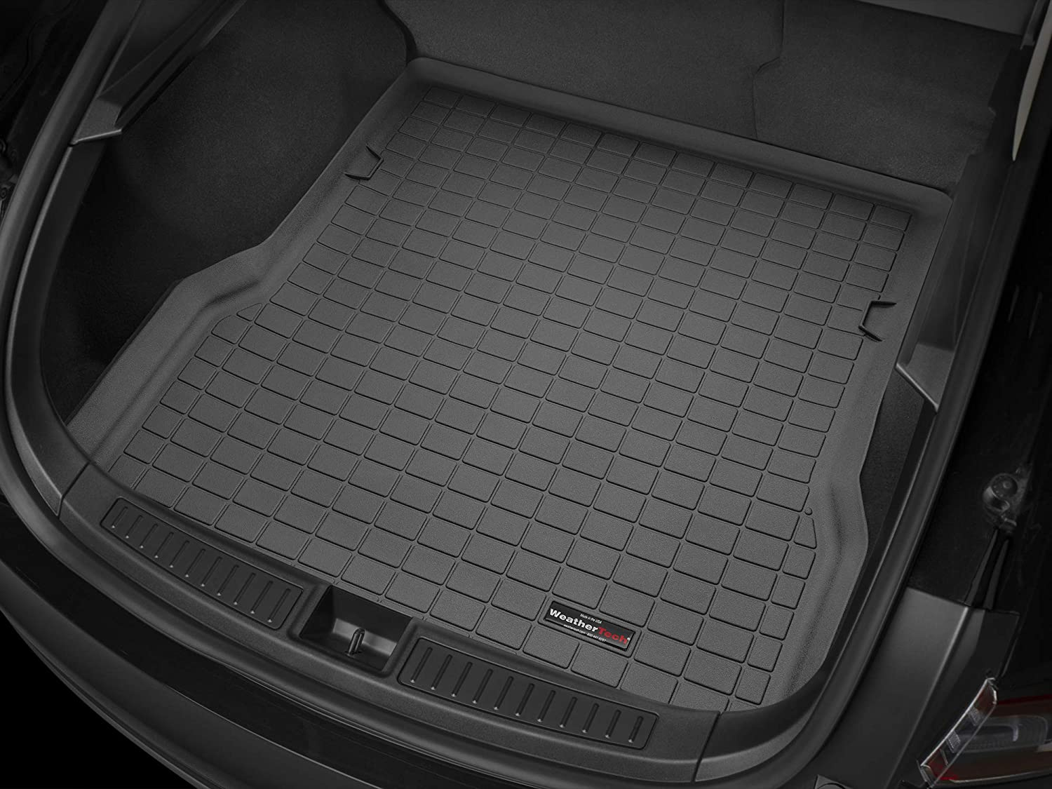 Amazon Com Weathertech 40710 Cargo Liner Black Automotive