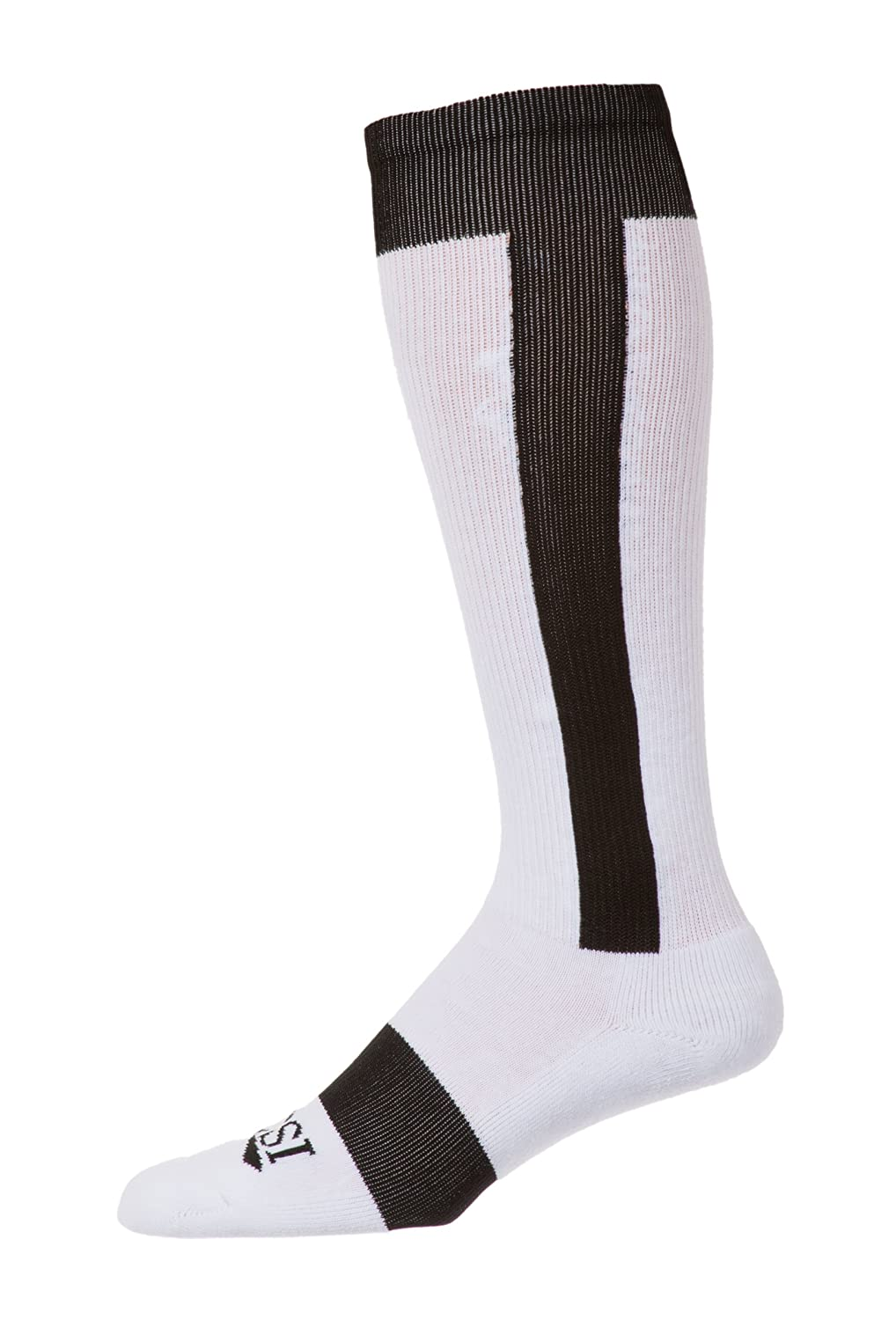 CSI Cotton Striped Baseball knee High Sock Made in The USA