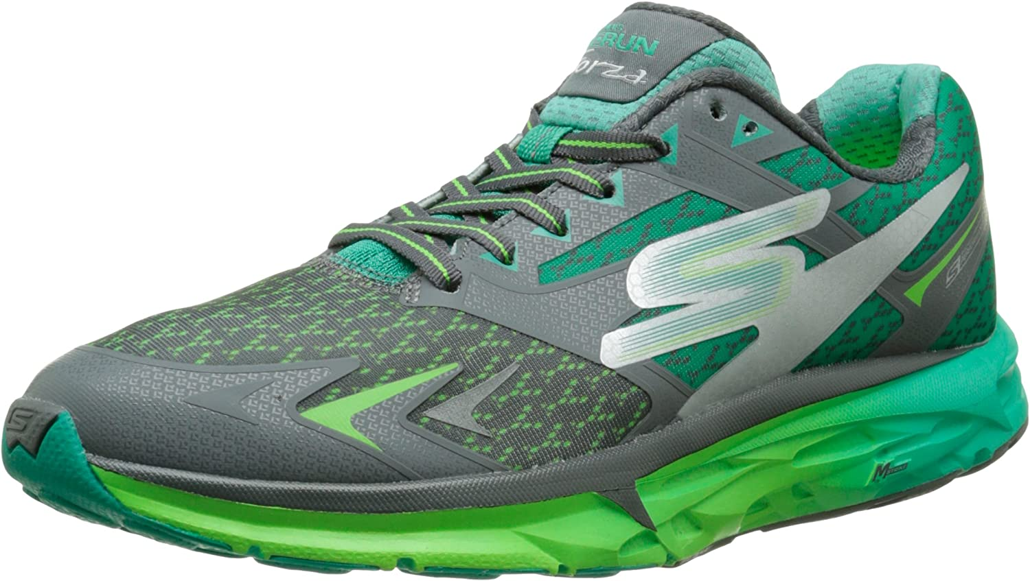 Skechers GO Run Forza - Zapatillas de Running Hombre: Amazon.es: Zapatos y complementos