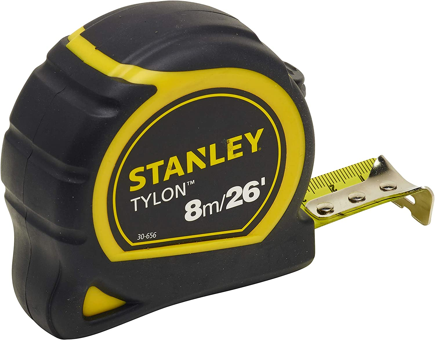 25 mm 2 XStanley STA030656N Pocket Tylon Tape 8 m//26 feet