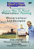 Learn How to Paint Watercolour Painting Landscapes with Matthew Palmer
