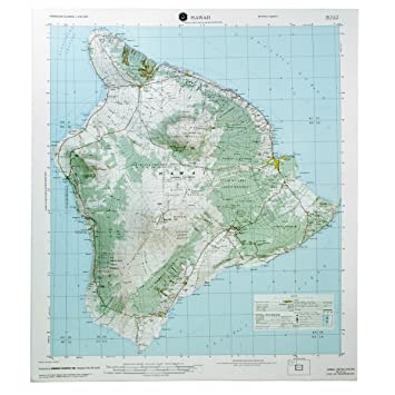 3d Relief Map Of Uk.American Education Raised Relief 3d Map Of Hilo Hawaii Without