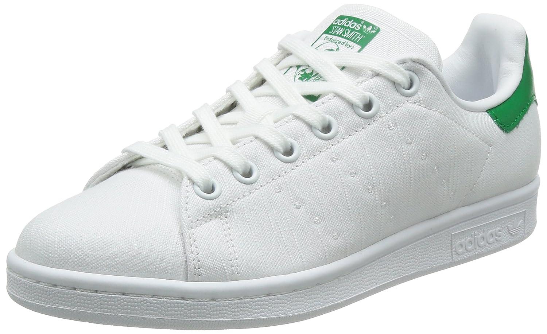adidas originali stan smith in tela bianca dei formatori