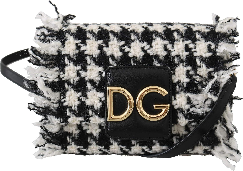Dolce&Gabbana bolso con bandolera mujer nuevo DG millennials negro