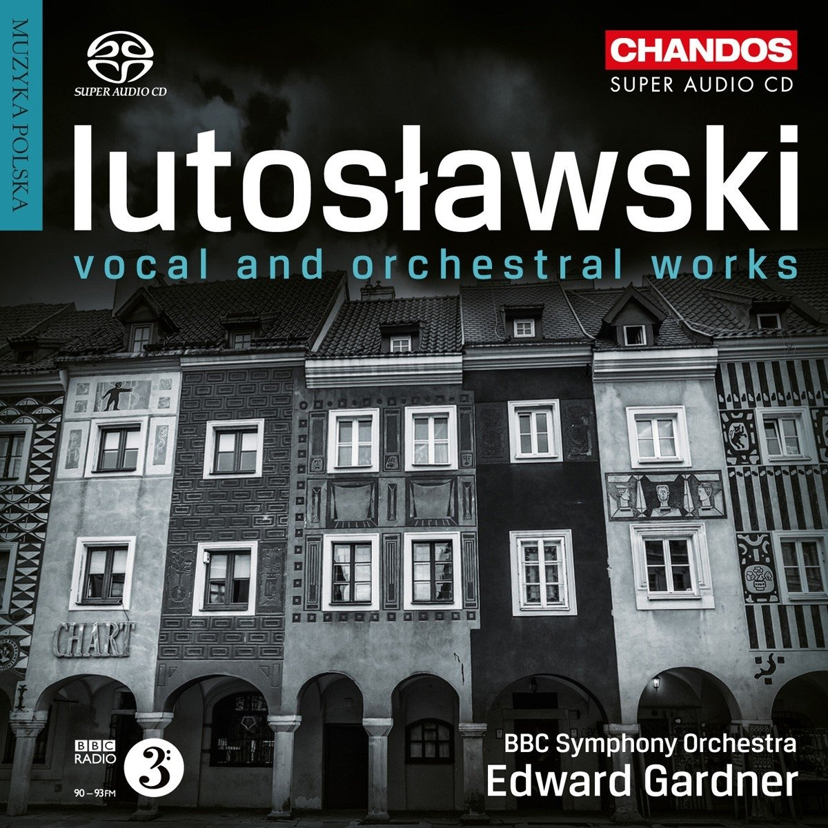 Lutoslawski: Orchestral & Vocal Works by Chandos