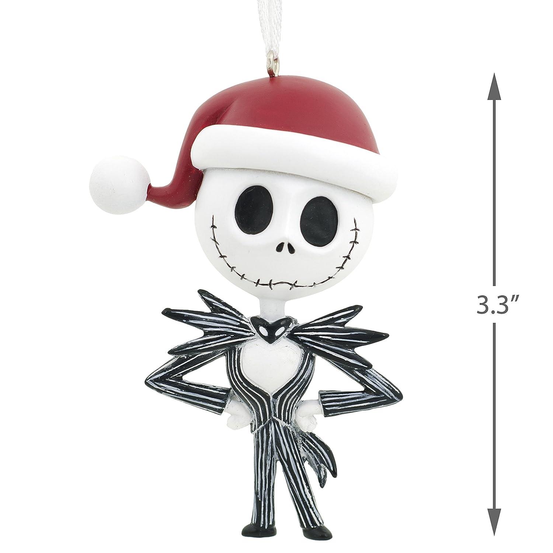 Amazon.com: Hallmark Ornament Disney Nightmare Before Christmas Jack ...