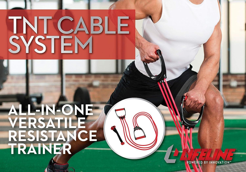 Lifeline TNT sistema de cable: Amazon.es: Deportes y aire libre