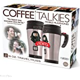 """Prank Pack """"Coffee Talkies"""" - Wrap Your Real Gift in a Prank Funny Gag Joke Gift Box - by Prank-O - The Original Prank Gift Box   Awesome Novelty Gift Box for Any Adult or Kid!"""