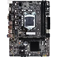Intel B75 Motherboard Cartes mères Chipset Intel B75 Socket LGA1155 Support Core i3/i5/i7 Gen2 Gen3 Processors DDR3(1333/1600), 16GB RAM, SATA3.0, USB3.0, VGA, HDMI - Micro ATX