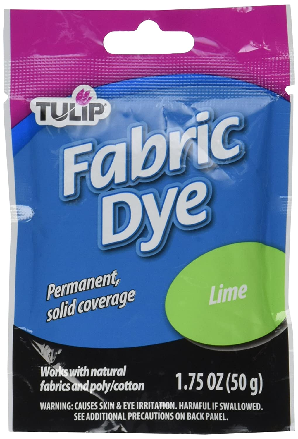 I Love To Create Tulip Permanent Fabric Dye 1.76oz, Lime Green Notions - In Network 410305