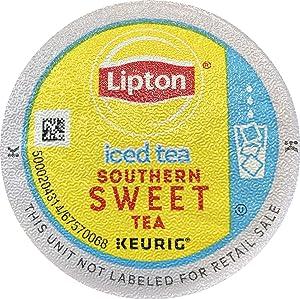 Lipton K-Cups, Southern Sweet Iced Tea 22 ct