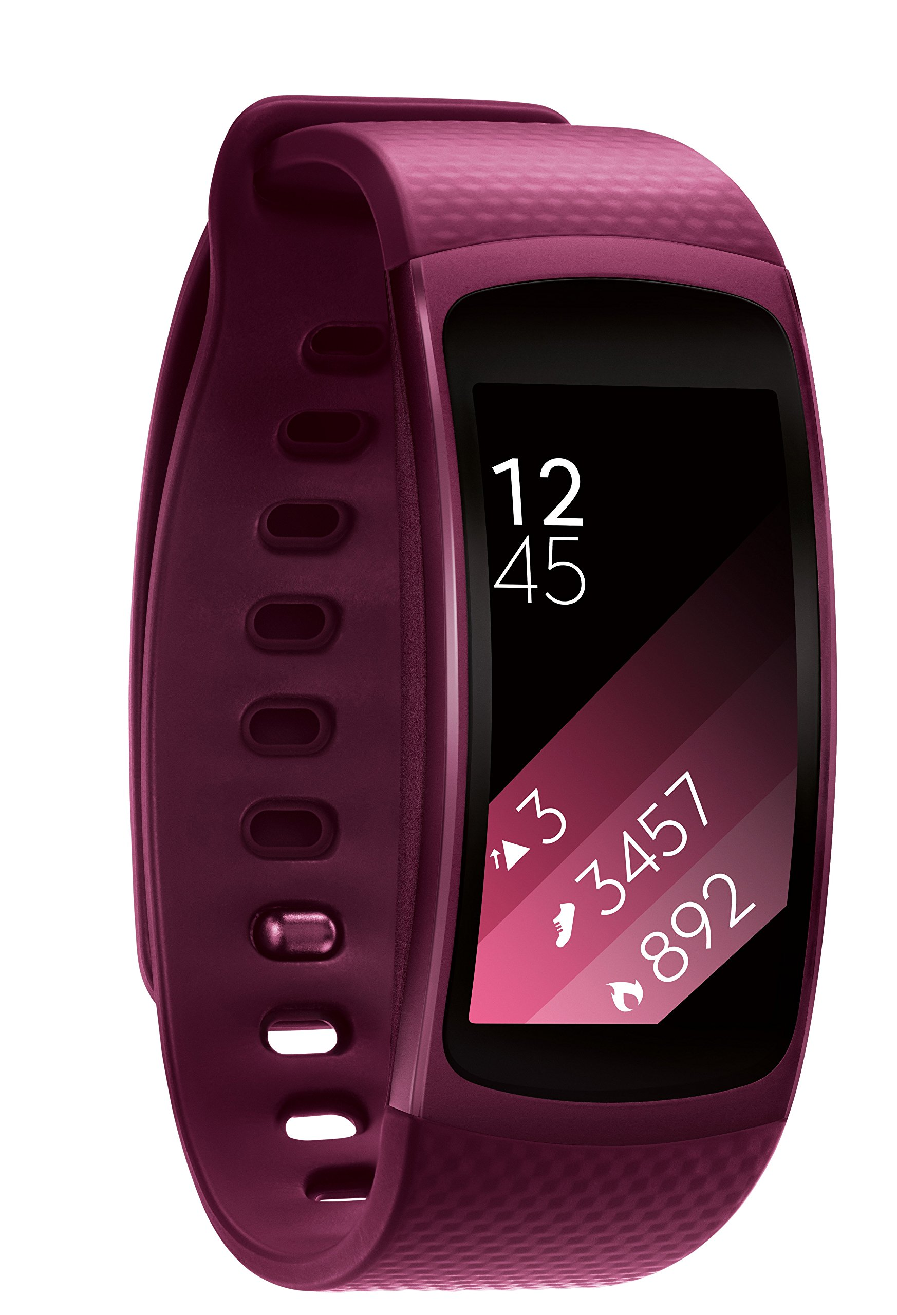 Samsung Gear Fit2- Pink, Small by Samsung