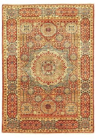 Mamluk Teppich Orientalischer Teppich 180x126 cm, Pakistan ...