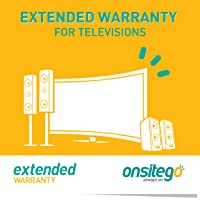 OnsiteGo 1 Year Extended Warranty for TVs from Rs. 32001 to Rs. 55000