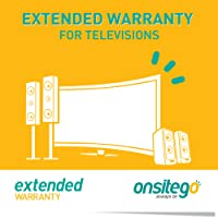 OnsiteGo 2 Year Extended Warranty for TVs from Rs. 32001 to Rs. 55000