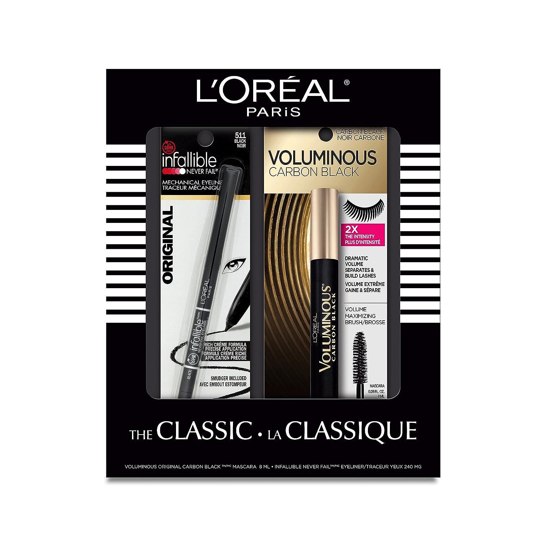 9a958b72cf0 LOreal Paris Voluminous Original Mascara, Blackest Black L/' Oreal Paris  Blackest Black 310