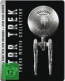 Star Trek - Three Movie Collection - Steelbook [Blu-ray] [Limited Edition]