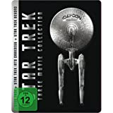 STAR TREK THREE MOVIE COL - MO [Blu-ray]