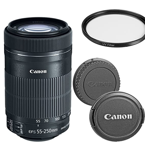 Review Canon EF-S 55-250mm f/4-5.6