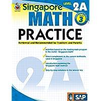 Singapore Math Practice, Level 2a Grade 3