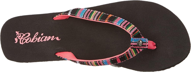 Cobian Womens Fiesta Skinny Bounce Sandals