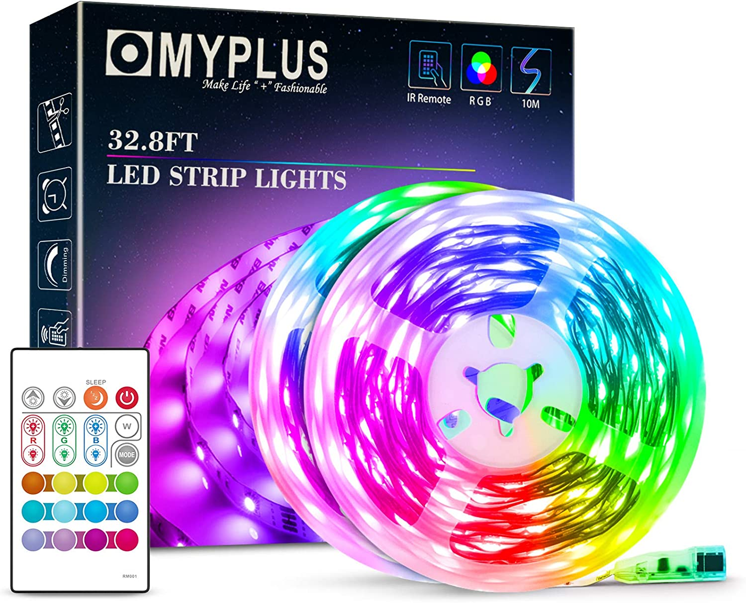 Amazon Com 32 8ft Led Strip Lights Myplus Rgb Led Light Strip With Remote Color Change Diy Tape Lights 300 Pcs Smd 5050 Rgb For Bedroom Tv Home Festival Party Home Improvement There are so many pretty light ideas on pinterest and i have posted several ideas on this blog too, but one of the things that has been missing is a truly step by step guide. 32 8ft led strip lights myplus rgb led light strip with remote color change diy tape lights 300 pcs smd 5050 rgb for bedroom tv home festival party