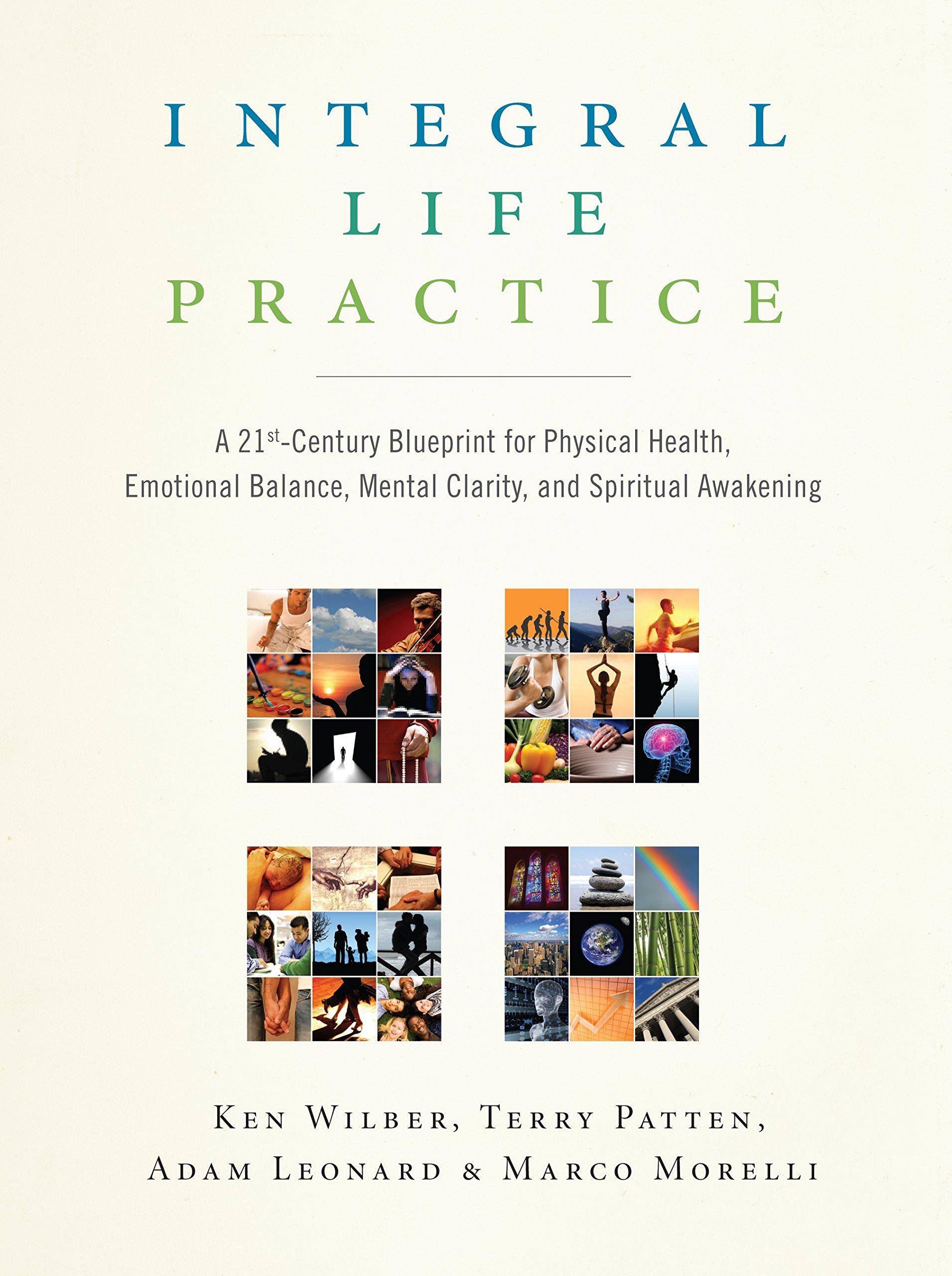 Integral Life Practice 21st Century Blueprint product image