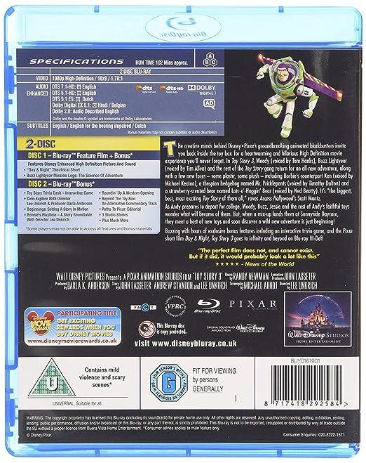 Amazon.com: Toy Story 3: Tom Hanks, Tim Allen, Joan Cusack ...
