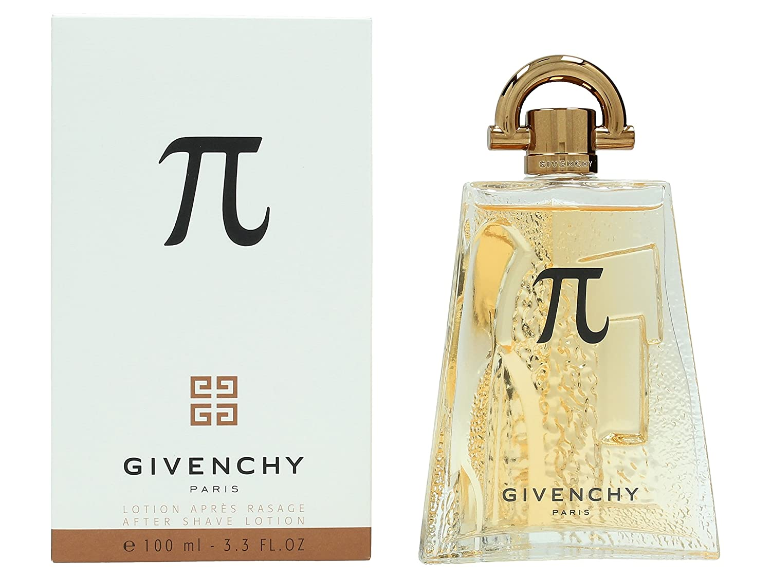 Givenchy Pi for Men, 3.3-Ounce After Shave Balm 1G68602