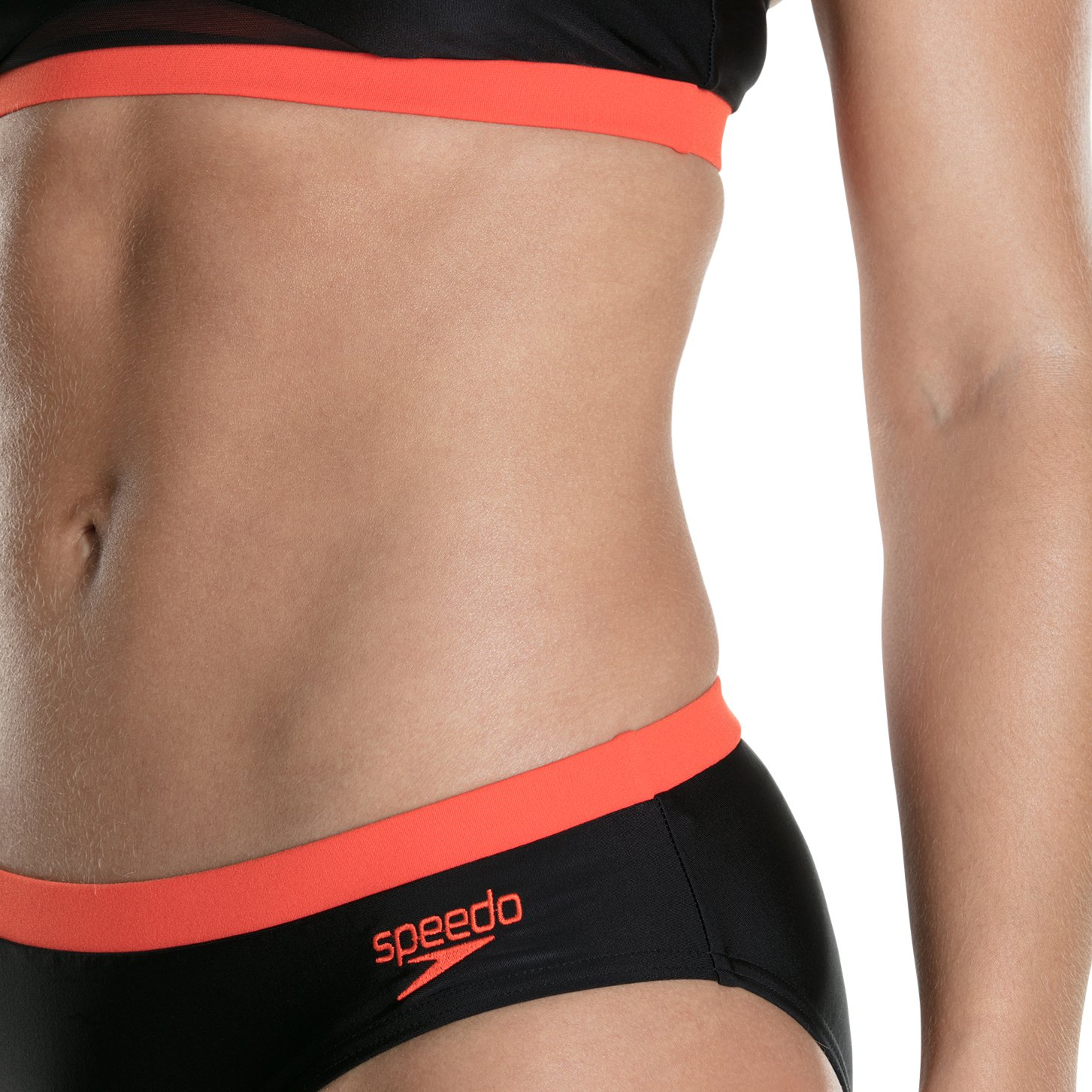 d7e31a45aa0 Speedo Womens' Hydractive Swimsuit (Pack of 2): Amazon.co.uk: Clothing