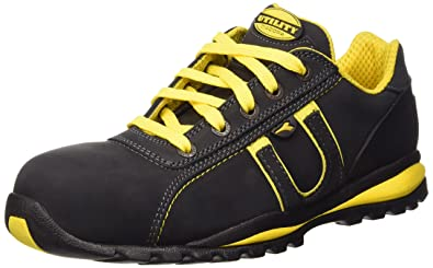 informazioni per 7e25b 569ca Diadora Active Glove Original Low Mens Womens Safety Shoes Black