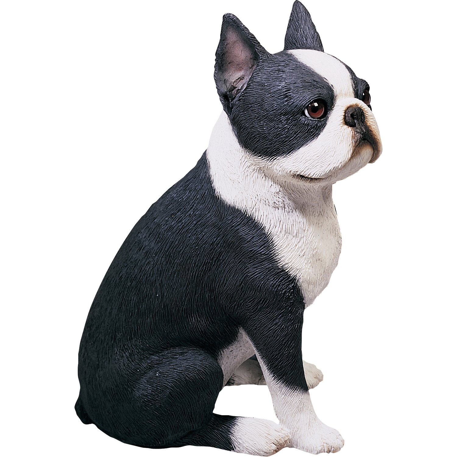 amazon com sandicast original size boston terrier sculpture