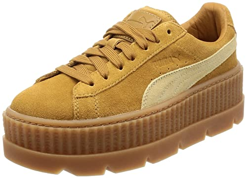 Puma Rihanna Cleated Creeper Suede 36626802, Deportivas: Amazon.es: Zapatos y complementos