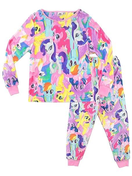 My Little Pony Mi pequeño Pony - Pijama para niñas: Amazon.es: Ropa y accesorios