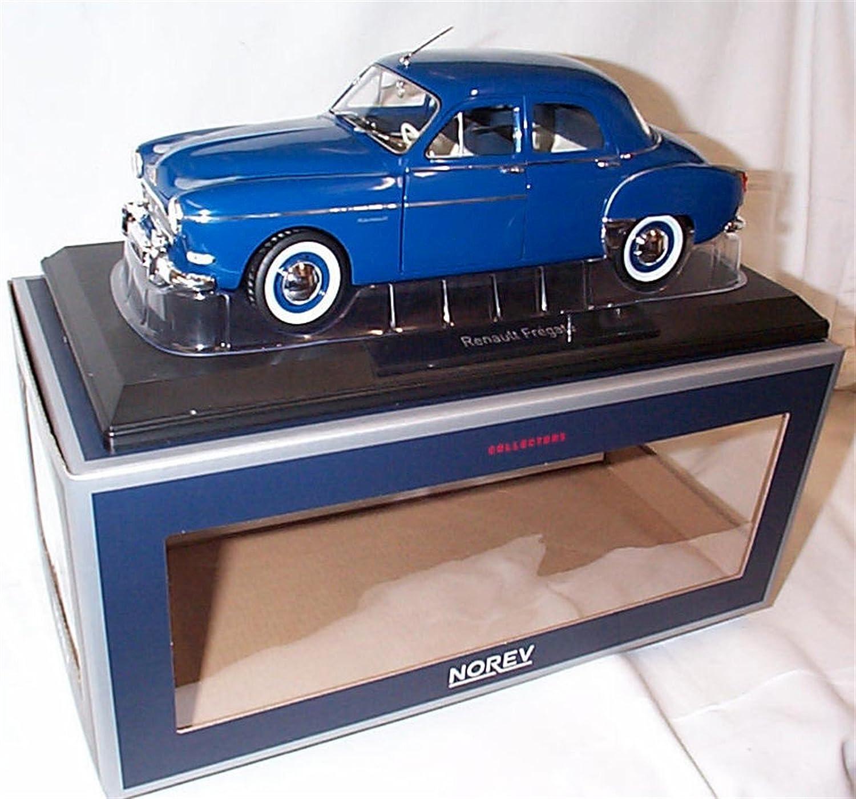 NOREV NV185280 RENAULT FREGATE 1959 CAPRI Blau 1:18 MODELLINO DIE CAST MODEL